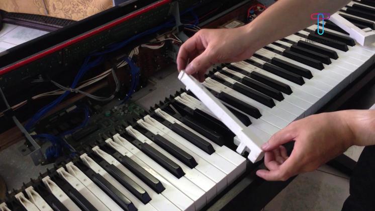 Hướng dẫn sửa đàn Piano điện Yamaha CLP 930